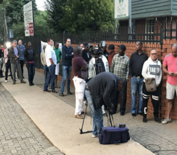 Polls open for SA's 6th democratic elections