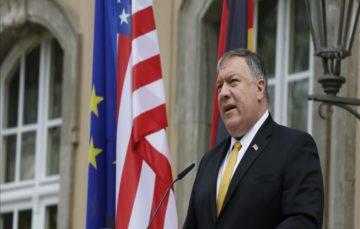 US: Efforts underway for safe zone in northern Syria