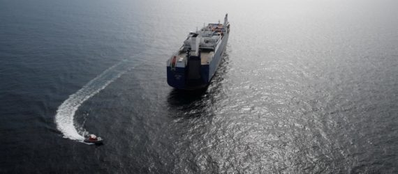 Rights group: Second Saudi ship leaves French port without arms cargo