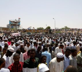 90 killed since start of protests, say Sudan doctors
