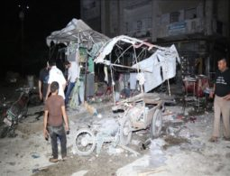 Regime attacks kill 12 in Syria's de-escalation zones