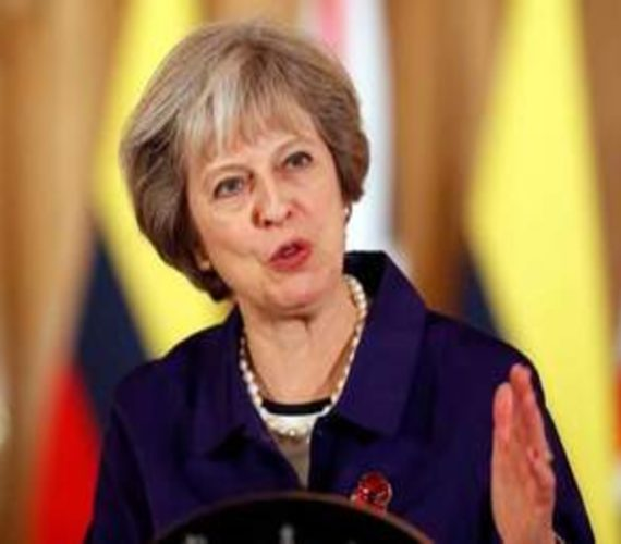 Prime Minister Theresa May: UK to act if Assad uses chemical weapons in Syria