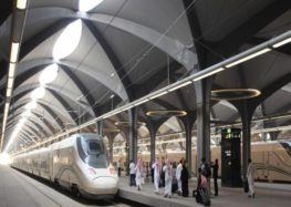 Haramain Train operates 56 weekly trips during Ramadan