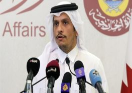 Qatari foreign minister urges de-escalation in US-Iran dispute