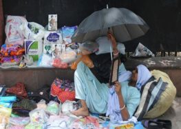 India's heatwave turns deadly