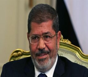Mohamed Morsi: A Man of courage