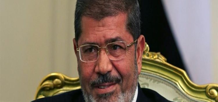 Mohamed Morsi: A Man of courage