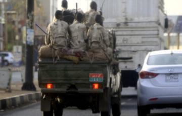 African Union suspends Sudan