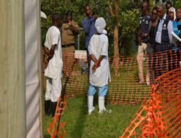 Uganda bans public gatherings in Kasese district amid Ebola fears