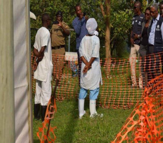 Uganda bans public gatherings in Kasese district amid Ebola fears
