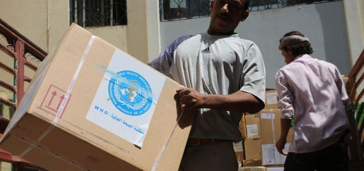 UN food chief warns aid suspension in Yemen likely to start this week