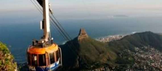 Cape Town voted best city In Africa,Middle East