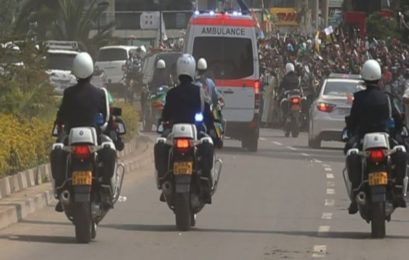 Ethiopian capital bans motorbikes to curb crime