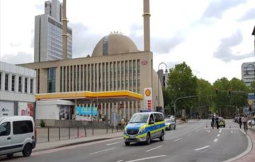 Germany's largest Mosque evacuated over bomb threat