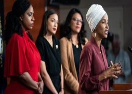 Democratic Congresswomen respond to Trump over racist tweets