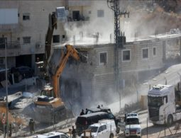 Israel demolishes dozens of Jerusalem homes amid outcry