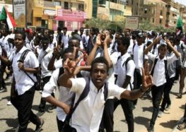 Sudan shuts all schools after pupils' killing
