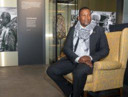 Nelson Mandela's grandson says Trump wants to 'fortify apartheid Israel'