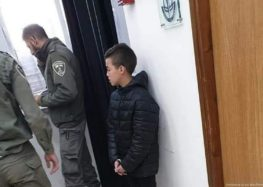 Israel fined Palestinian children $100,000 since start of 2019
