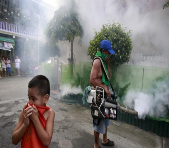 Philippines declares national epidemic after 622 dengue deaths