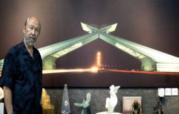Makkah honors designer of 'gateway to the heart of Islam'
