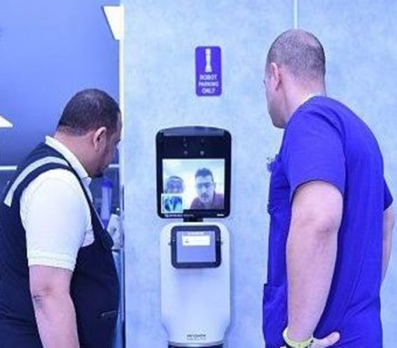 Health Ministry to use 'robot' to diagnose patients during Hajj