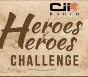 Heroes of Heroes challenge