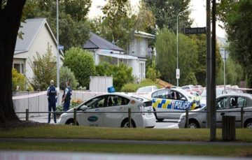 NZ: Christchurch police awarded after terror attacks