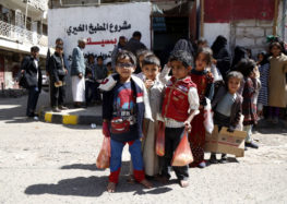 UNICEF: 12m Yemen children in need for urgent help