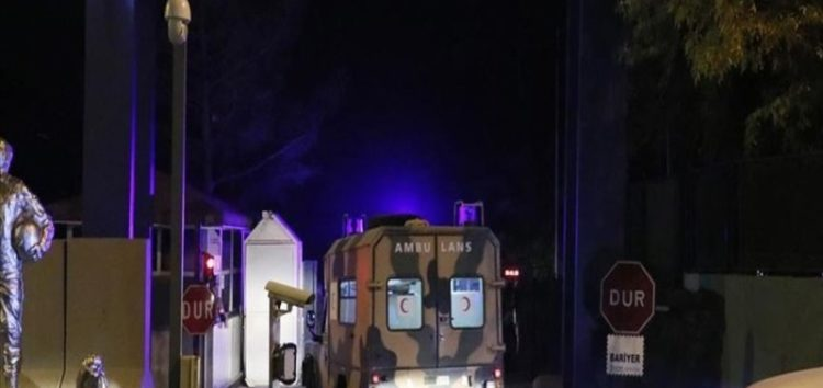 Twin explosions at armory in southeast Turkey wound 17
