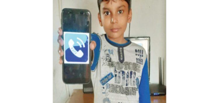 10-year-old Bangladeshi's communication app creates buzz