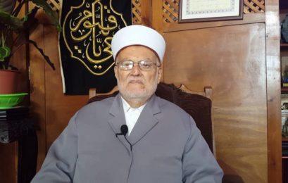 Israel bans Imam of Al-Aqsa Mosque from entering