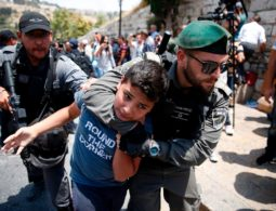 Bug infested and no hot water: prison conditions for Palestinian minors