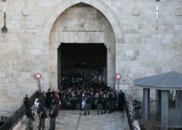 Israel occupation forces close off Masjid Al-Aqsa compound