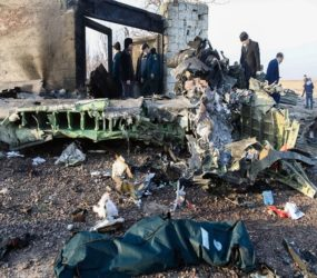 'No survivors' after Ukrainian airliner crashes near Tehran