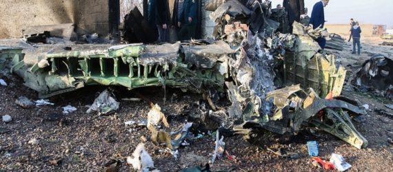 'No survivors' after Ukrainian airliner crashes near Tehran