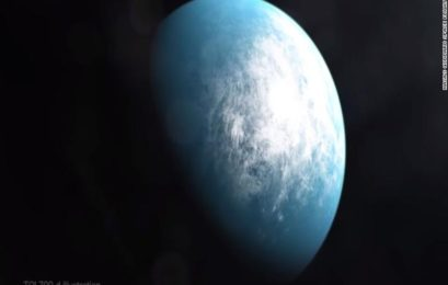 First potentially habitable Earth-size planet discovered by TESS mission, and it's nearby