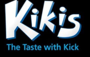 Kikis – The 'taste with a Kick'