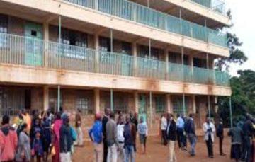 14 Kenyan school children killed in stampede