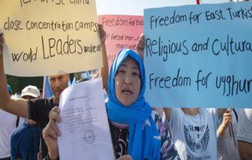 UN demands 'unfettered access' for China Uighur region visit