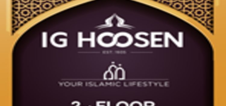 IGHoosen& Company – your islamic lifestyle