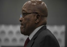 Court issues warrant of arrest for Jacob Zuma