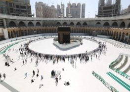 More steps taken for visitors' safety at Masjidul haram,Makkah