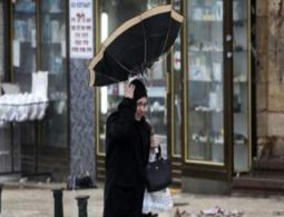 Major storm expected to sweep through parts of Middle East