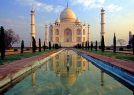 India's iconic Taj Mahal closed amid coronavirus fears