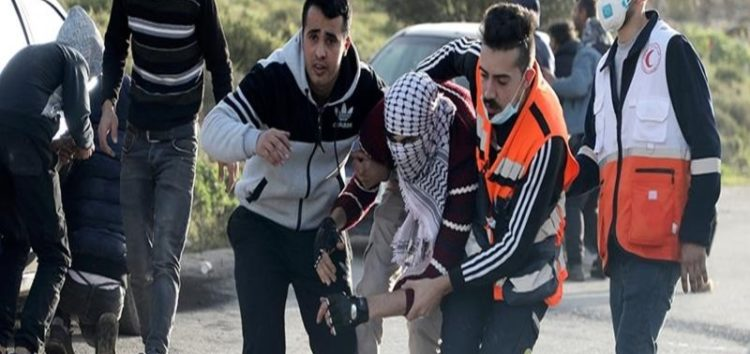 Palestinian teen shot dead by Israeli army in occupied West Bank