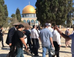 Jewish settlers raid Al-Aqsa Mosque despite coronavirus restrictions