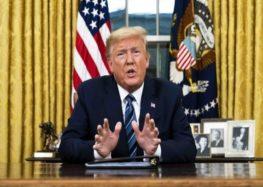 EU warns against 'Economic disruption' after Trump's Europe travel ban
