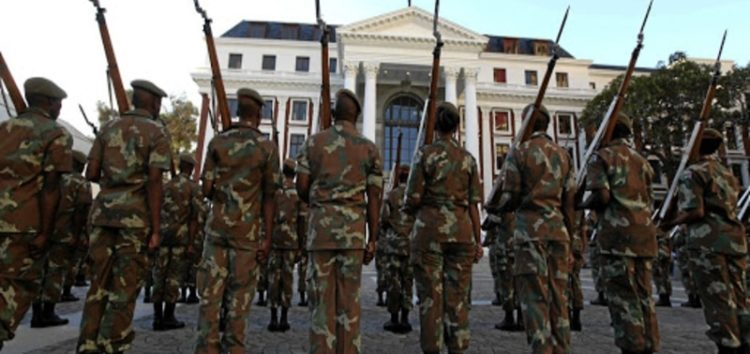 SA army's plans to bring back South Africans from Wuhan in full swing