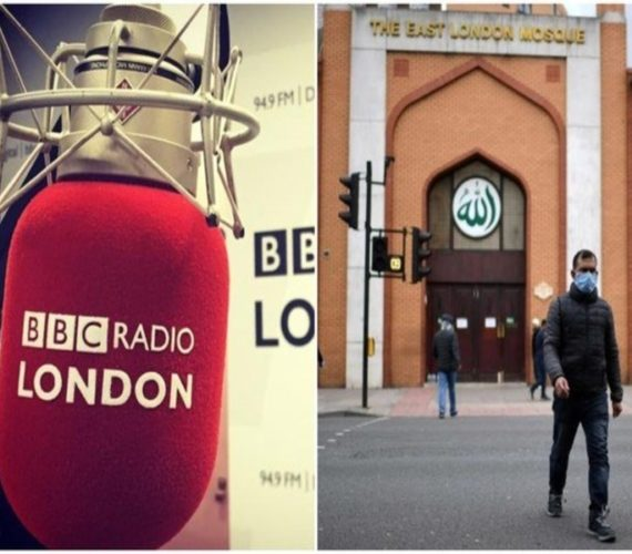 BBC broadcasts salaah,lectures and Qira'ah on radio for the first time